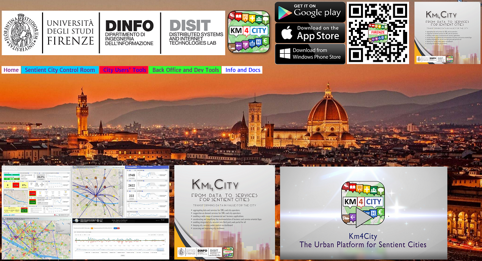 Km4City home page